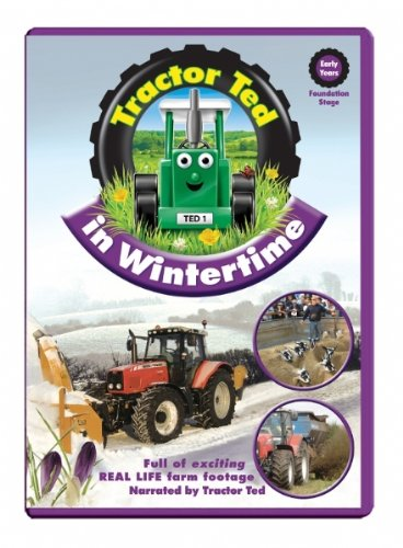 Tractor Ted - Tractor Ted: In Wintertime