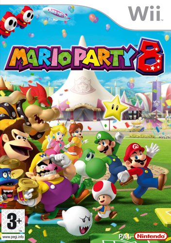 Wii - Mario Party 8 Wii (Nintendo Wii)
