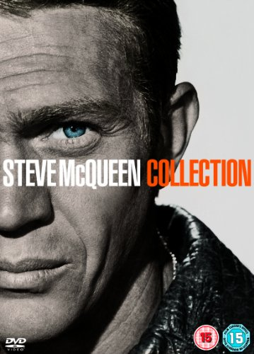 Steve McQueen Collection : The Great Escape / The Magnificent Seven / The Thomas Crown Affair / The