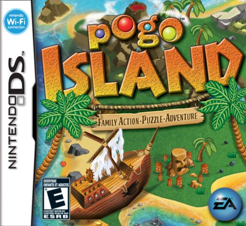Pogo Island / Game