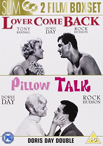 Lover-Come-Back-Pillow-Talk-DVD-CD-U6VG-FREE-Shipping