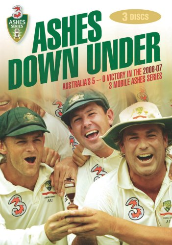 Ashes Down Under: England Vs Australia 2006/07