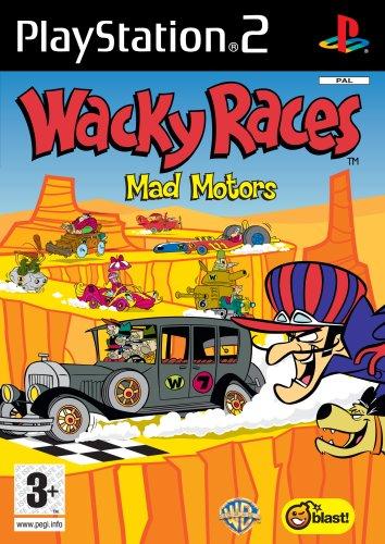 Wacky Races (PS2)