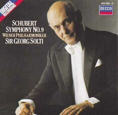 Schubert: Symphony No 9, D 944 By Not Found