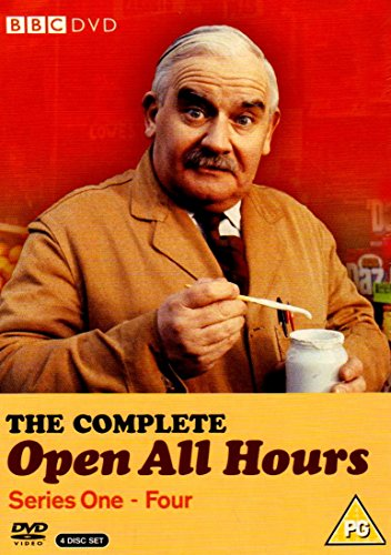 The Complete Open All Hours - Series One-Four