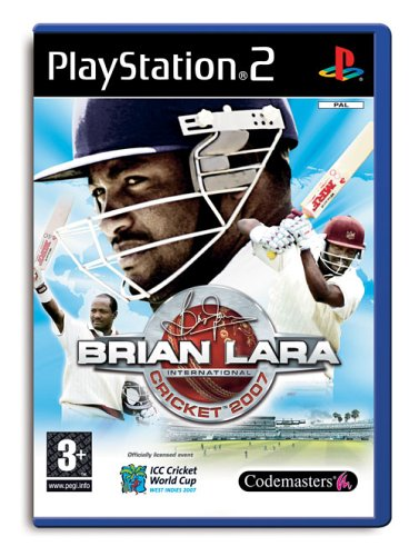 Brian Lara Cricket 2007 (PS2)