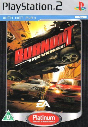 Burnout Revenge - Burnout Revenge Platinum (PS2)