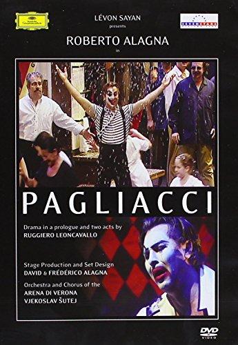 Roberto Alagna - Roberto Alagna: Pagliacci