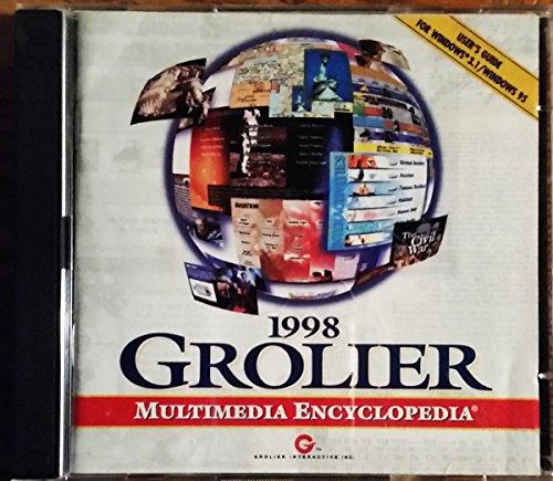 1998 Grolier Multimedia Encyclopedia