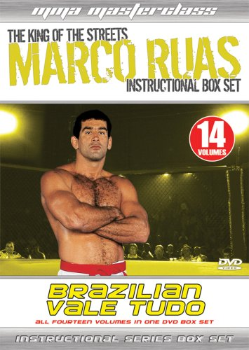 Marco Ruas: Brazilian Vale Tudo - Instructional Box Set
