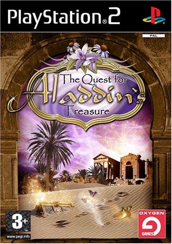 The Quest for Aladdins Treasure (PS2)