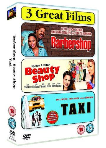 Barbershop-Beauty-Shop-Taxi-DVD-CD-TOVG-FREE-Shipping