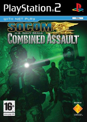 SOCOM: U.S. Navy SEALs Combined Assault (PS2)