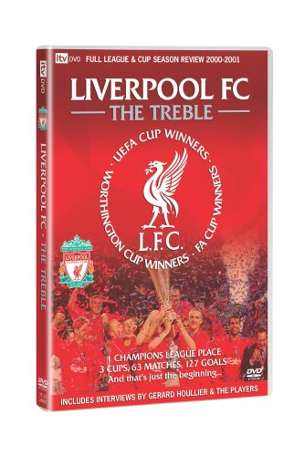 Liverpool FC: The Treble - League And Cup Season Review 2000/2001