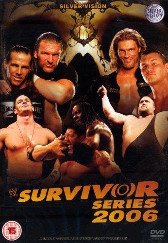 Wwe - WWE - Survivor Series 2006