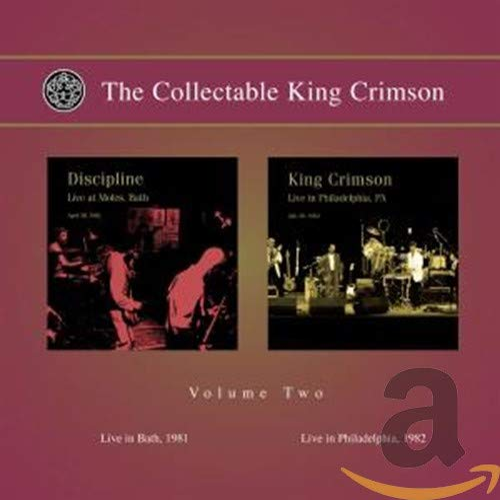 King Crimson - The Collectable King Crimson, Volume 2 By King Crimson