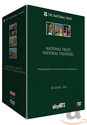 The National Trust - The National Trust - National Treasures