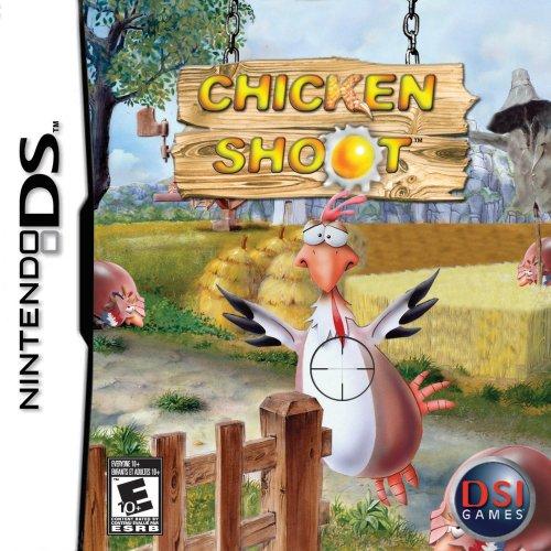Nintendo Ds - Chicken Shoot / Game