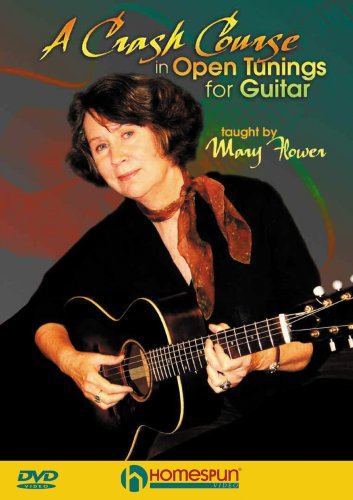 Mary Flower: A Crash Course In Open Tunings For Guitar