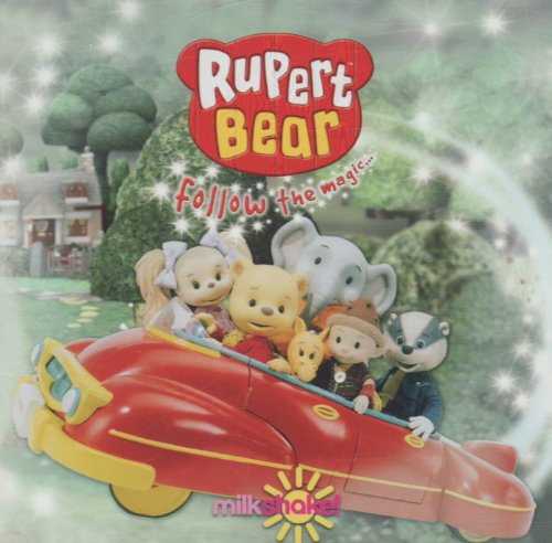 Various Artists - Rupert Bear - Follow The Magic By Various Artists
