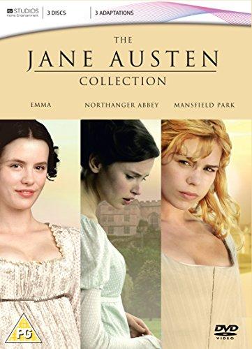 The Jane Austen ITV Collection - Mansfield Park / Northanger Abbey / Emma (3 Disc Box Set)  [D