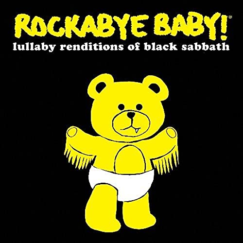 Rockabye Baby! - Rockabye Baby! Lullaby Renditions of Black Sabbath By Rockabye Baby!