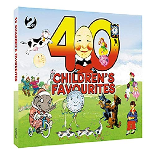 40 Childrens Favourites By Various Artists