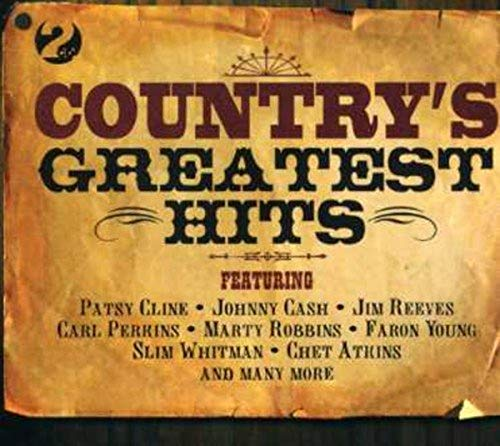 Various Artists - Country's Greatest Hits By Various Artists