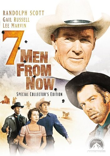 7 Men From Now DVD