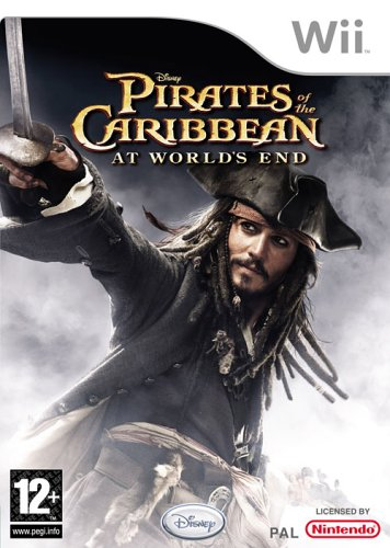 Pirates Of The Caribbean: At World's End (Wii)
