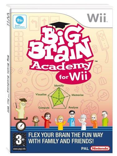Wii - Big Brain Academy: Wii Degree (Wii) (Nintendo Wii)