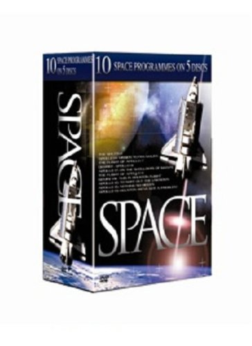 Space - 10 Pack: Space (including The Shuttle, A Time Of Apollo, The Flight Of Apollo 7, Debrief :Ap
