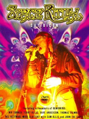 Space-Ritual-Satiricon-2004-DVD-CD-4AVG-FREE-Shipping