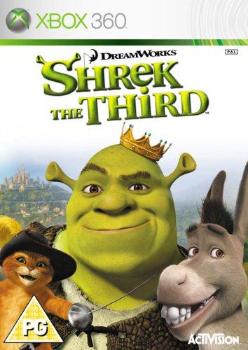 Shrek The Third (Xbox 360)