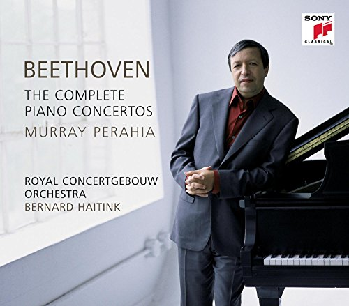 Beethoven: The Complete Piano Concertos By Ludwig van Beethoven