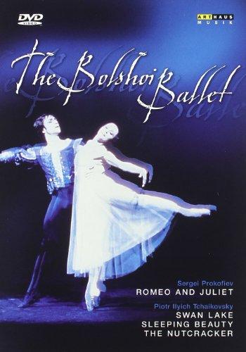 The Bolshoi Ballet - Romeo & Juliet/Nutcracker/Sleeping Beauty/Swan Lake