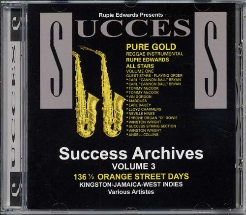 ansell collins - Success Archives Vol.3 By ansell collins