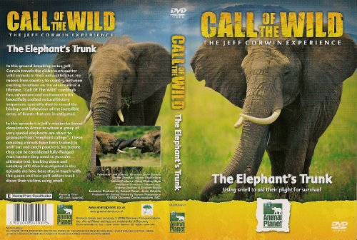 Call-Of-The-Wild-The-Elephant-039-s-Trunk-CD-DWVG-FREE-Shipping