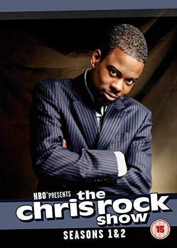 The-Chris-Rock-Show-Complete-HBO-Series-1-amp-2-DVD-2007-CD-NYVG