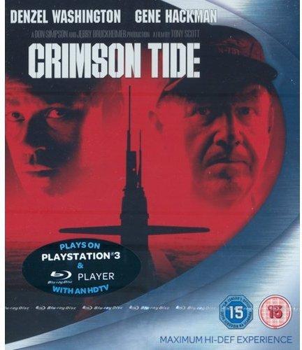 Crimson Tide Blu-ray