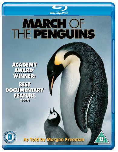 March-Of-The-Penguins-Blu-ray-2005-Region-Free-CD-9QVG-FREE-Shipping