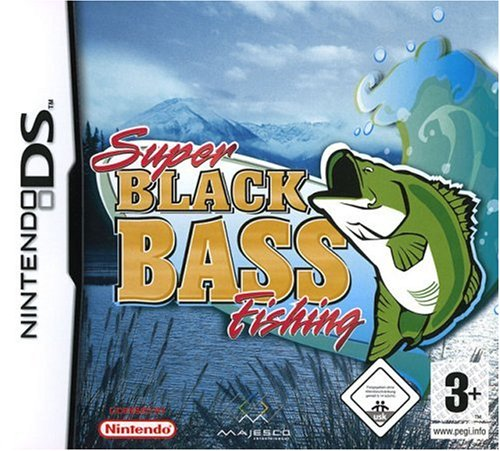 Super Black Bass Fishing (Nintendo DS)