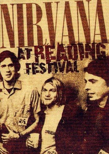 Nirvana-Reading-Festival-1992-DVD-CD-C6VG-FREE-Shipping