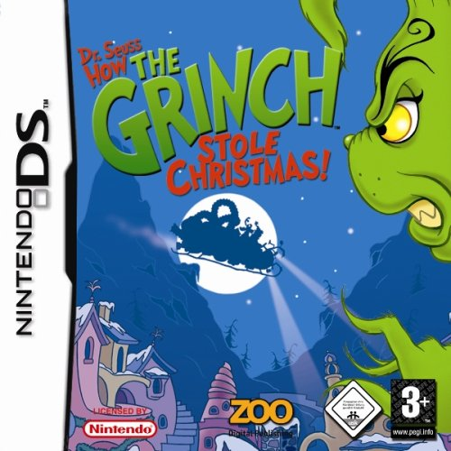 Dr Seuss: How The Grinch Stole Xmas (DS) (EFIGS)