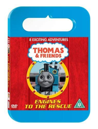 Carry-Me-Thomas-Engines-To-The-Rescue-DVD-CD-7WVG-FREE-Shipping