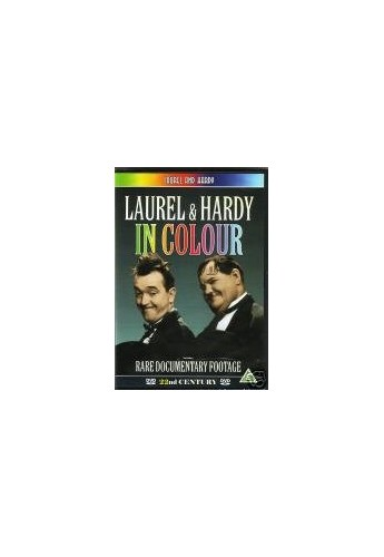 Laurel & Hardy in Colour
