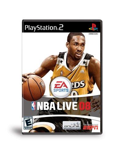 Ps2 - NBA Live 08 / Game