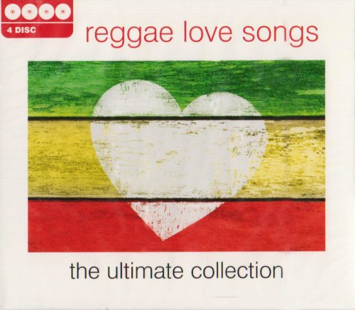 Various Artists - Ultimate Collection - Reggae Love Songs By Various Artists
