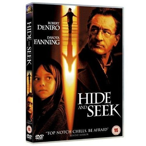 Hide-and-Seek-DVD-CD-H4VG-FREE-Shipping