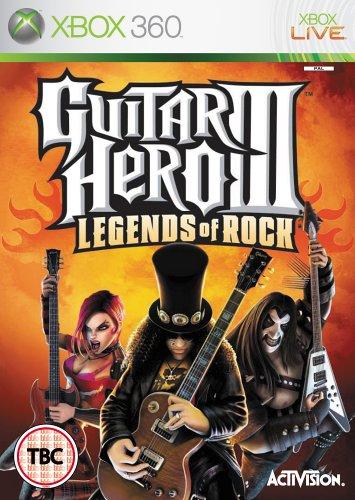 Guitar Hero III: Legends of Rock (Xbox 360)